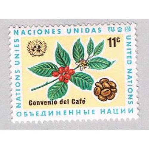 United Nations NY 159 MLH Coffee 1966 (BP51806)