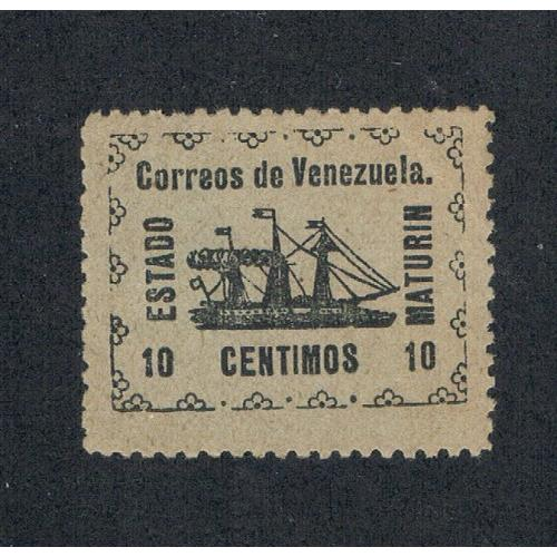 Venezuela Local 2 BOB MNH Believed to be counterfit CV 47.50 (V0182)