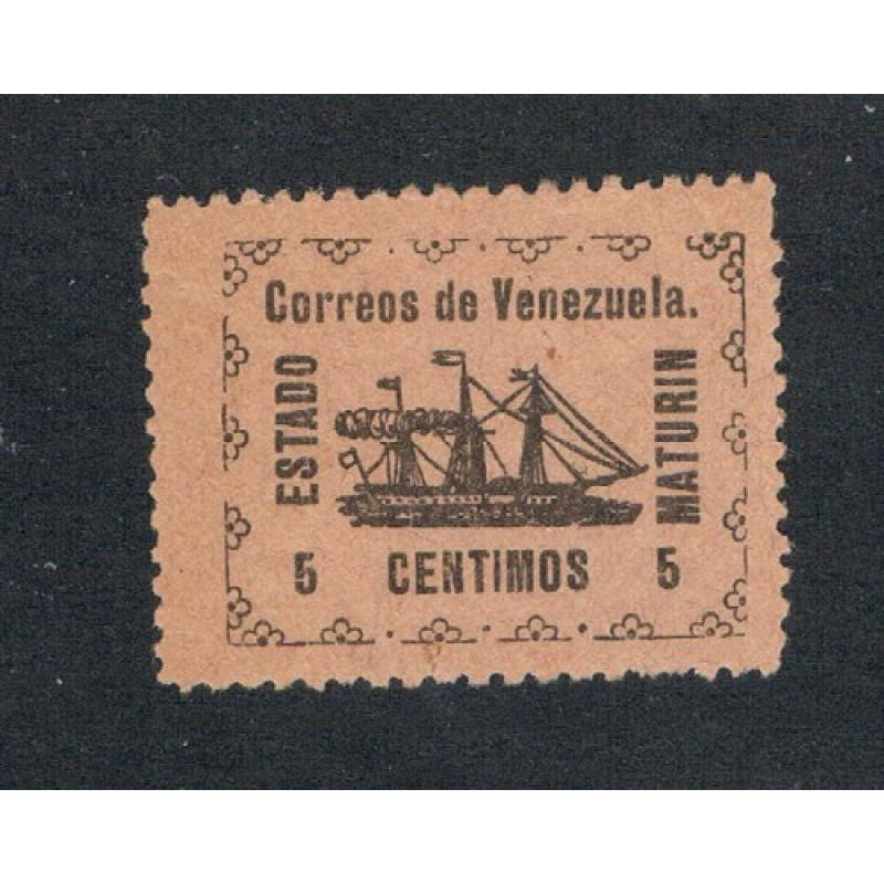 Venezuela Local 1 BOB MH Believed to be counterfit CV 19.00 (V0183)