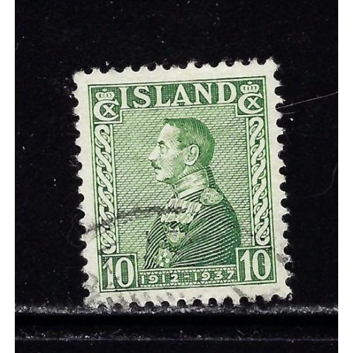 Iceland 199 Used 1937 Issue