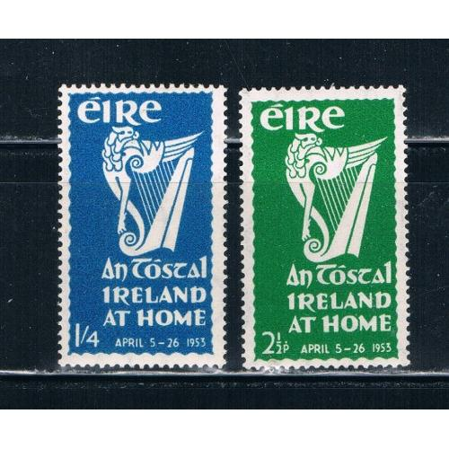 Ireland 147-48 MLH Set CV 32.50 (I0778)