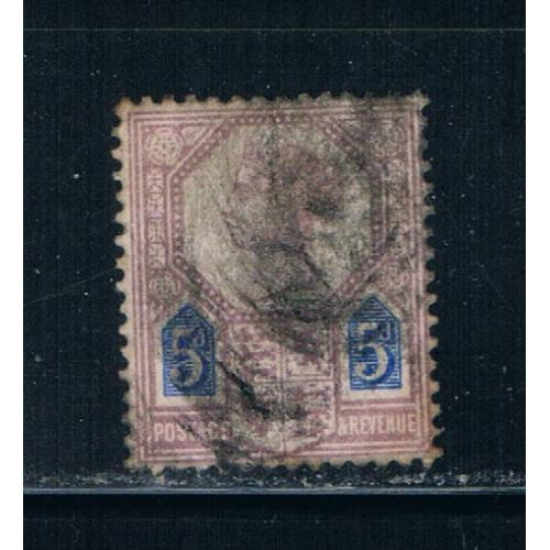 Great Britain 118 Used CV 8.50 (G0034)