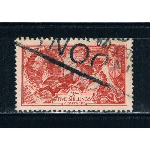 Great Britain 223 Used Britannia Rule the Waves CV 60.00 (G0035)